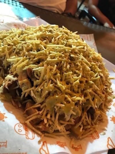 ซาจีปาปา อาหารธรรมดาของคนโคลอมเบียแต่พิเศษสำหรับคนไทย