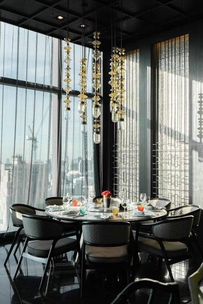 Yào Restaurant  โรงแรม แบงค็อก แมริออท เดอะ สุรวงศ์