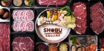 Shabu Square ร้านบุฟเฟ่ต์ชาบูพรีเมียมกับซุปใหม่สุดพีก-ซุปต้มยำคาปูชิโน