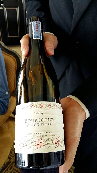 Marchand-Tawse Bourgogne Pinot Noir 2014