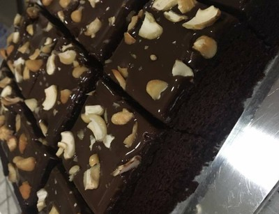 Choco Brownie Topping