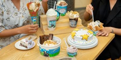 """""""Ben & Jerry's"""" ร้านไอศกรีมพรีเมียมสัญชาติอเมริกัน ที่ใคร ๆ ต่างหลงรัก"""