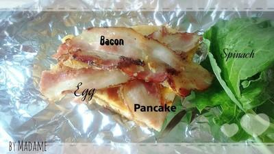 PizzaPancake  Breakfast