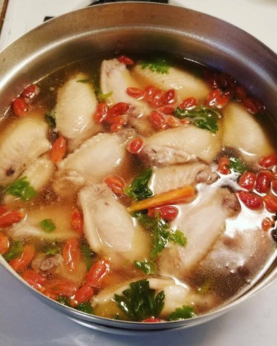 ซุปไก่