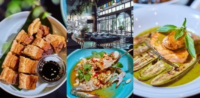 """Jade Cuisine"" ร้านอาหารไทยเมืองโคราชสุดเท่สไตล์ดิบ ที่สายฮิปต้องมาลอง"