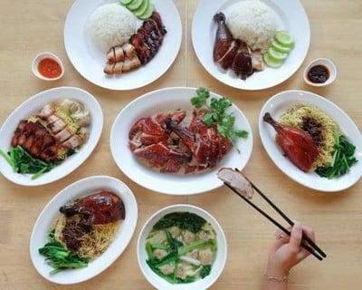 Meng Kee Hong Kong Roast (เม้งกี่ ฮ่องกง โรสท์ - สุขุมวิท 21)