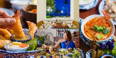 """เชิญออเจ้า! มาฟินกับอาหารไทย ที่ """"Panwa House"""" แหลมพันวา ภูเก็ต"""