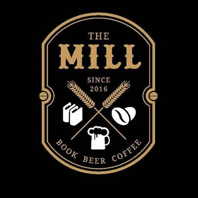 The Mill : Book Beer Coffee