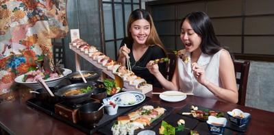 """""""Sushi Hana"""" ร้านอาหารญี่ปุ่นอัดแน่นคุณภาพจากท้องทะเลราคาสบายกระเป๋า!"""