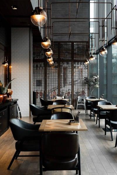 Praya Kitchen (พระยา คิทเช่น) โรงแรม แบงค็อก แมริออท เดอะ สุรวงศ์