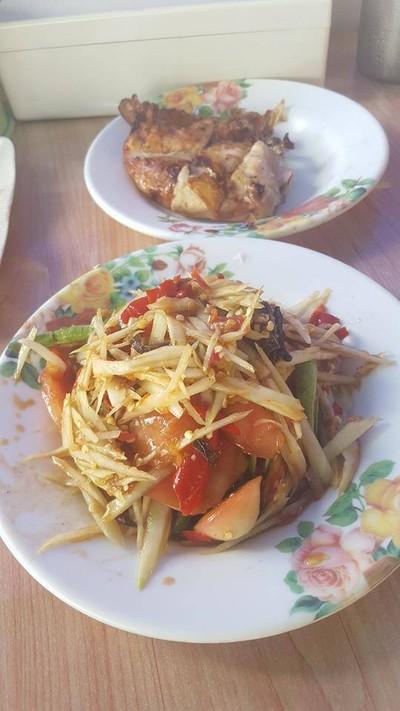 ไก่ย่างวิเชียรบุรี อุดมสุข 38