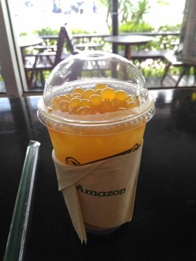 DD846 - Café Amazon (คาเฟ่ อเมซอน) ปตท.บจก.สมบูรณ์เอ็นเนอร์จี