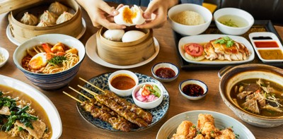 """Chuan Kitchen"" ร้านอาหารจีน-สิงคโปร์เกรดระดับภัตตาคาร ราคาย่อมเยา"