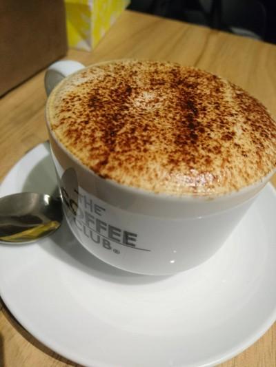 ร้านอาหาร Coffee Club Terminal 2 Don Muang Airport