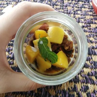 Mango Granola Muesli