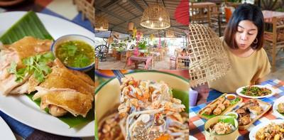 บ้านไร่ไก่หุบบอน บางแสน มีดีที่เมนูไก่ ร้านอาหารไทย สไตล์บ้าน ๆ