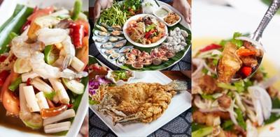 ร้านอาหารไทย อีสาน แซ่บจนหลบไม่มิด ลองสักนิดจะติดใจ @หลบมุม อมตะชลบุรี