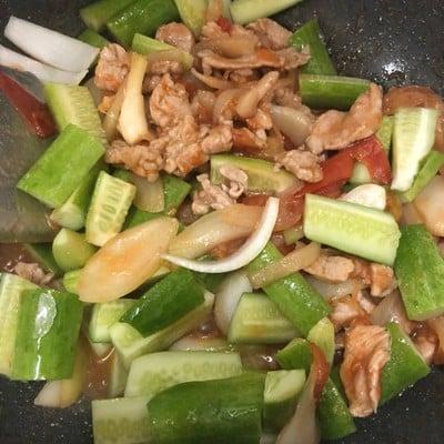 วิธีทำ ผัดเปรี้ยวหวานหมู