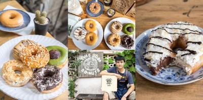 Flips&Flips Home Made Donuts เชียงใหม่ โดนัทเทพ ขาย 3 ชม. หมดเกลี้ยง