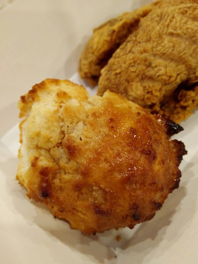 Texas Chicken (เท็กซัส ชิคเก้น) เซ็นทรัลพลาซา พระราม 3