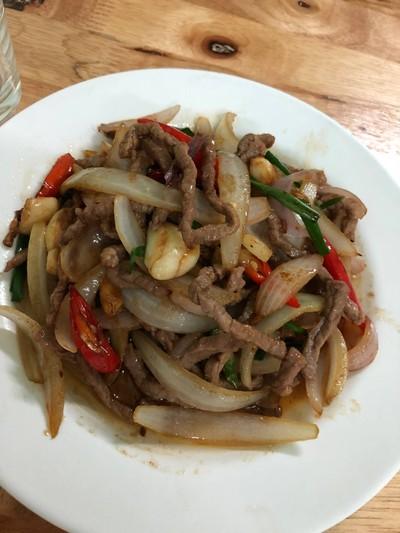 อาหารจีน อาจูเจ๋