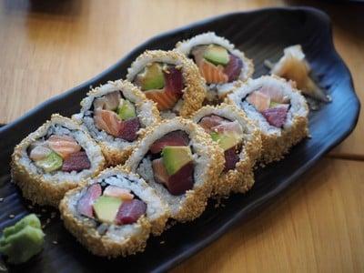 sushi masa เทเวศน์