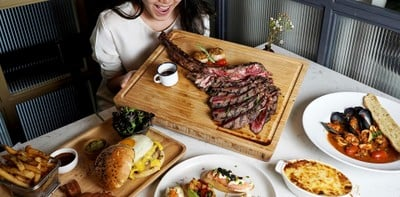 Fuzio Café คาเฟ่อิตาเลียน-เอเชียน กับเมนูเนื้อระดับโลกที่สายเนื้อซูฮก!