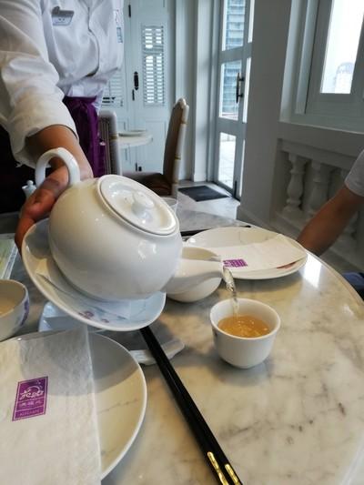 ชาจีนร้อน 60 บาท++
