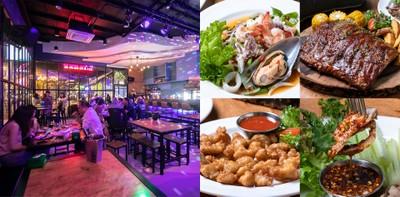 จะมาคืนไหนก็สนุก จนอยากบุกไปทุกคืน ที่ Mar Bar & Restaurant เชียงใหม่
