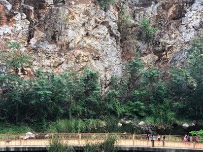 อุทยานหินเขางู (Khao Ngu Stone Park)