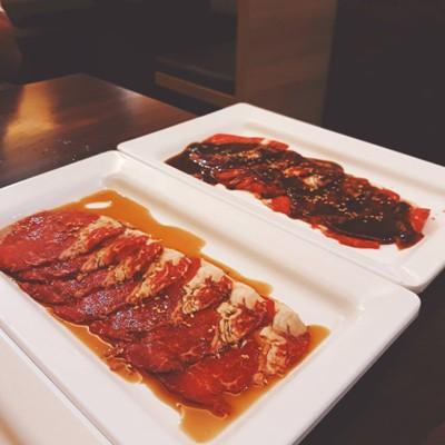 Meat Up Yakiniku เดอะ คริสตัล ปาร์ค เฟส สอง