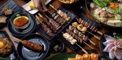 """""""Sasuke Izakaya"""" ร้านอาหารญี่ปุ่นอิซากายะ ย่านอุดมสุข พระเอกคือไก่ดิบ!"""