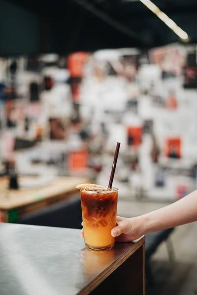 A Coffee Roaster by Li-bra-ry