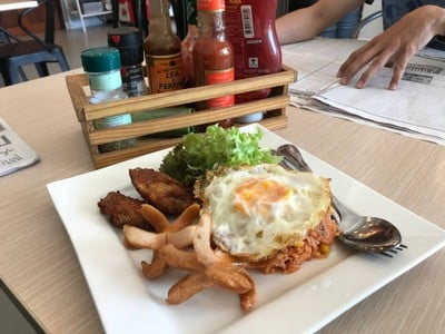 Sucre Cafe' (ชูเคร่ คาเฟ่) บึงสามพัน