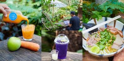 """ร้านนั่งชิลล์ บางแสน """"Rimray House"""" คาเฟ่อาหารไทย เอาใจคนรักธรรมชาติ"""