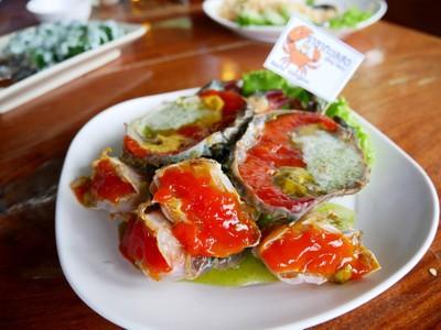 ราชาอาหารทะเลสด (Racha Seafood) คลองโคน