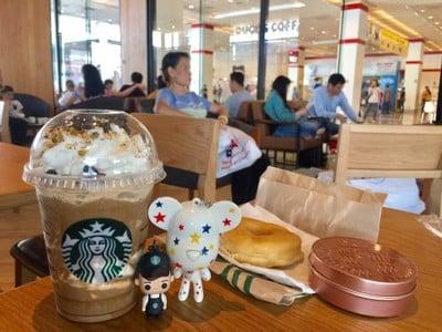 Starbucks (สตาร์บัคส์) BITEC บางนา