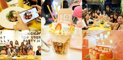 Wongnai Chonburi Top User Party #24 Fat Belly Pattaya & LaMunne Lin