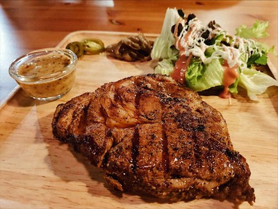 pork shoulder steak