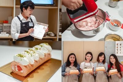 Wongnai Cooking Workshop กับเมนู Roule Aux Poires หรือ โรลลูกแพร์
