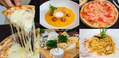บุฟเฟ่ต์อาหารอิตาเลียนสุดฟิน ติดริมทะเล ที่ No.43 Italian Bistro ระยอง