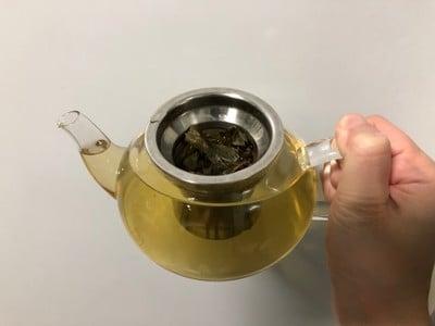 วิธีทำ ชาเขียวมะลิ