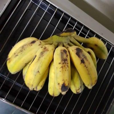วิธีทำ กล้วยน้ำว้าอบ หวานจากธรรมชาติ