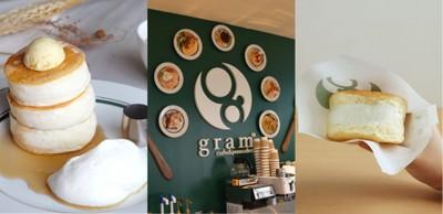 gram café and pancakes สาขาแรกในไทย พรีเมียมได้ใจคอแพนเค้ก