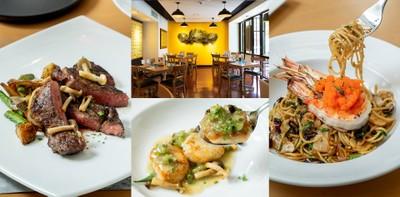 """""""Jann Bistro"""" สาขาอโศก ร้านอาหาร Modern Cuisine / นานาชาติ ใจกลางกรุง"""