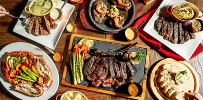 """The Steakhouse Co. Bangkok"" สเต๊กเฮ้าส์ รวมเนื้อคุณภาพดีจากทุกมุมโลก"