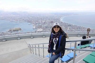 Mt. Hakodate Ropeway 函館山