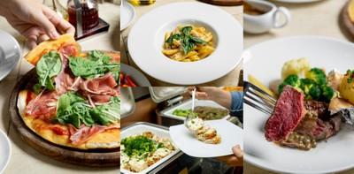 [รีวิว] No.43 ร้านบุฟเฟ่ต์อาหารอิตาเลียน ไลน์อาหารละลานตา แค่ 470 บาท!