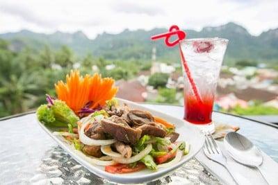 Balcony Hill Cafe & Restaurant