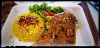 ข้าวหมกไก่นายห้าง (Mr. Chicken Biryani)